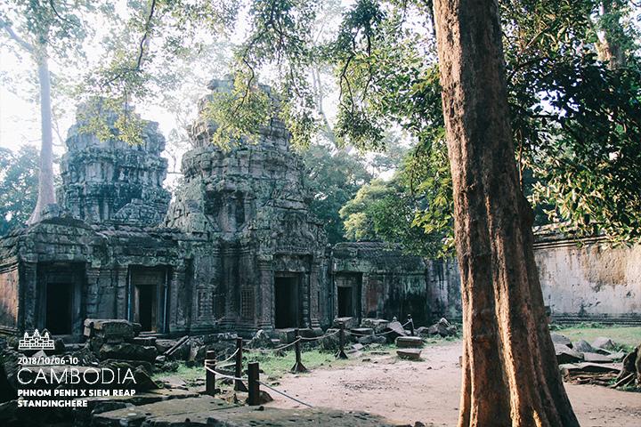 柬埔寨-暹粒-吳哥古蹟-d3-175