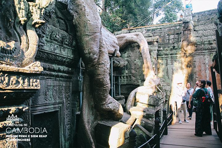 柬埔寨-暹粒-吳哥古蹟-d3-177