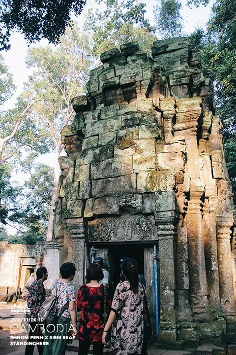 柬埔寨-暹粒-吳哥古蹟-d3-180