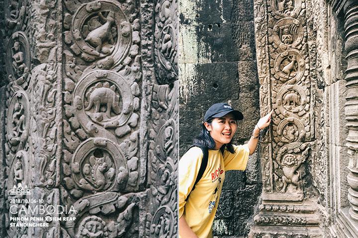 柬埔寨-暹粒-吳哥古蹟-d3-189