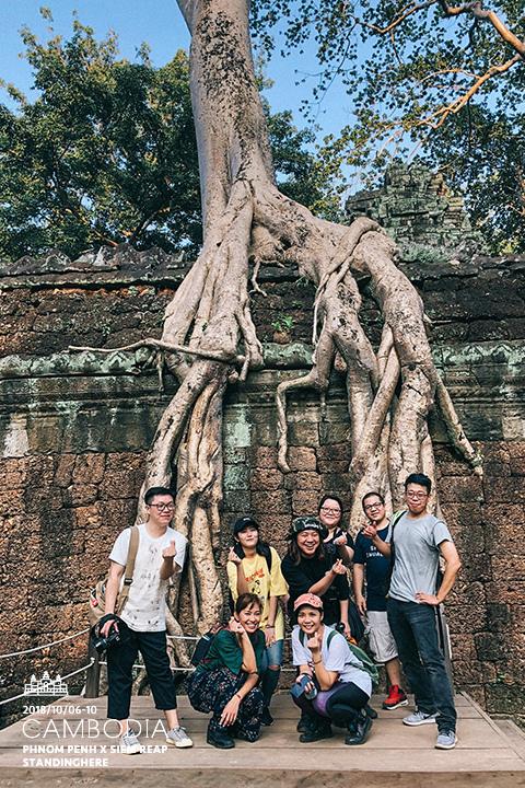 柬埔寨-暹粒-吳哥古蹟-d3-187