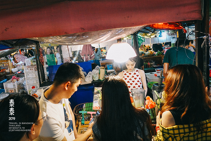 泰國曼谷_拉差達火車夜市_118