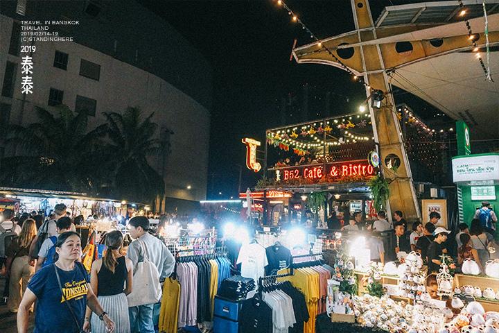 泰國曼谷_拉差達火車夜市_127