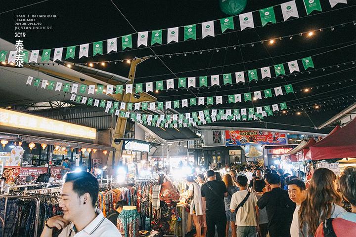 泰國曼谷_拉差達火車夜市_126