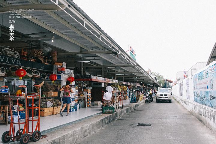 泰國曼谷-Or Tor Kor Market-303