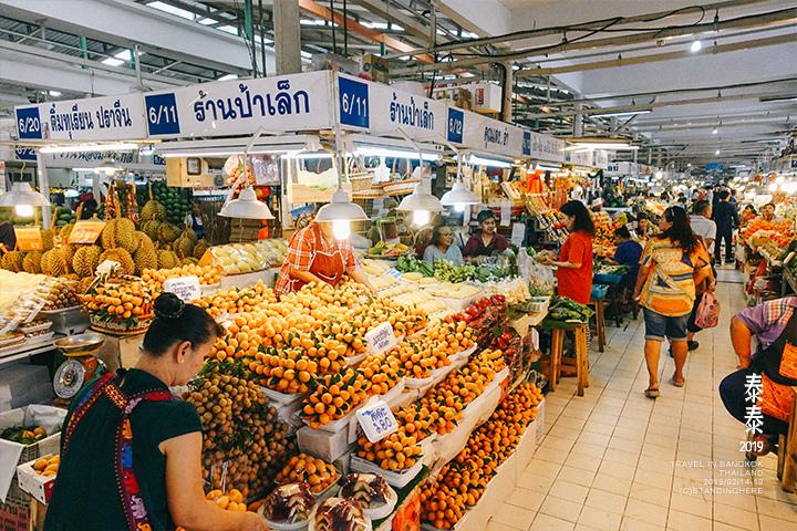 泰國曼谷-Or Tor Kor Market-304