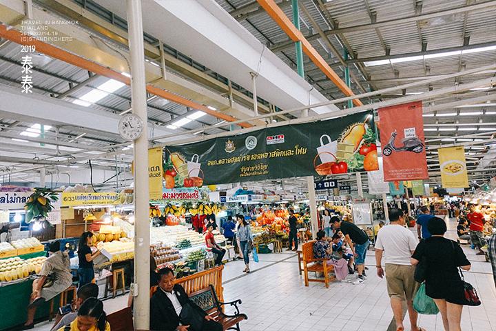 泰國曼谷-Or Tor Kor Market-306
