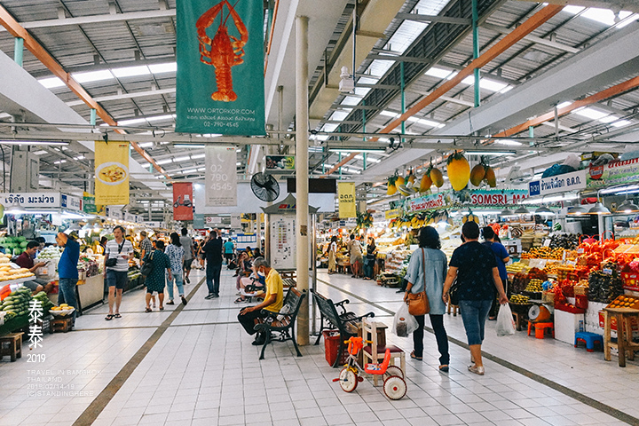 泰國曼谷-Or Tor Kor Market-308