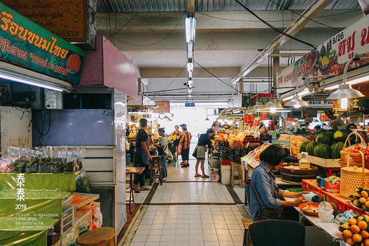 泰國曼谷-Or Tor Kor Market-311