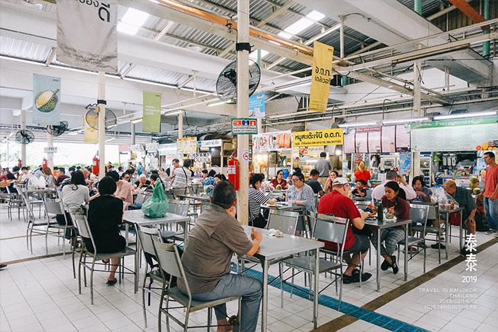 泰國曼谷-Or Tor Kor Market-313