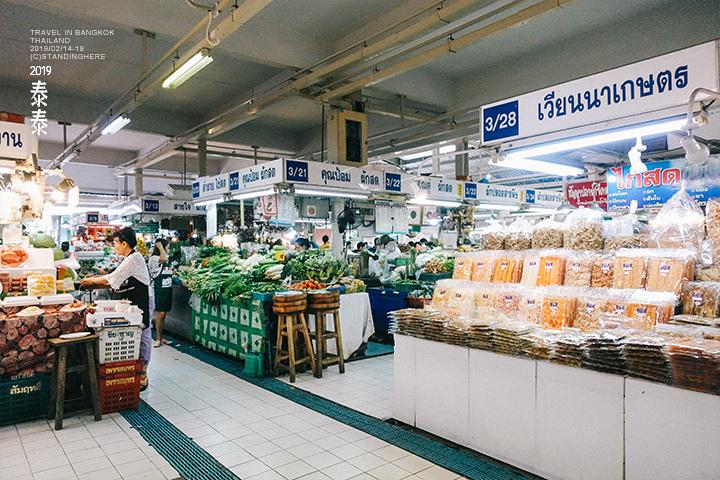 泰國曼谷-Or Tor Kor Market-321