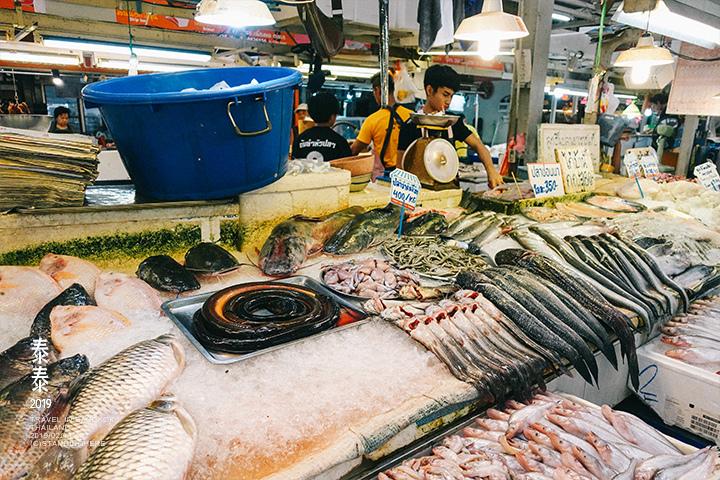 泰國曼谷-Or Tor Kor Market-322