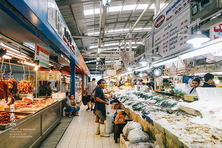 泰國曼谷-Or Tor Kor Market-323