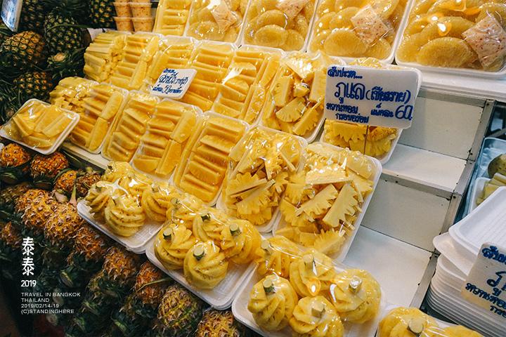 泰國曼谷-Or Tor Kor Market-327