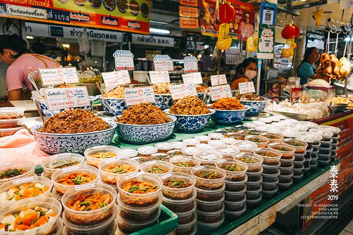 泰國曼谷-Or Tor Kor Market-334