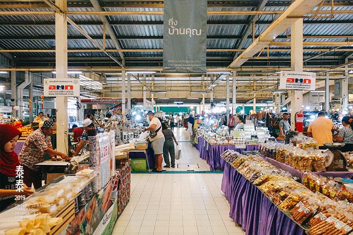 泰國曼谷-Or Tor Kor Market-335