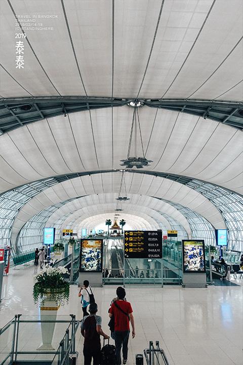 曼谷機場-1331