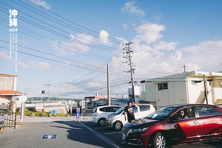 沖繩-座喜味城跡-1
