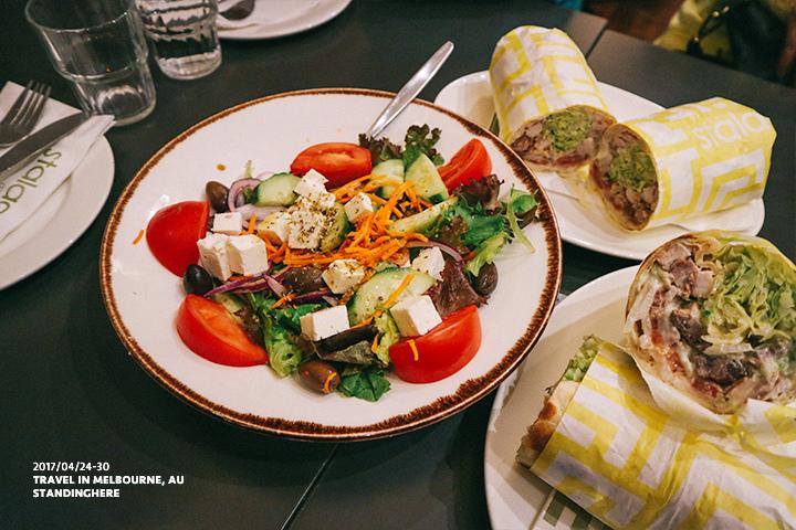 澳洲墨爾本_希臘料理Stalactites_8221