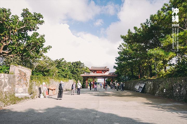 沖繩_首里城_4-3-07