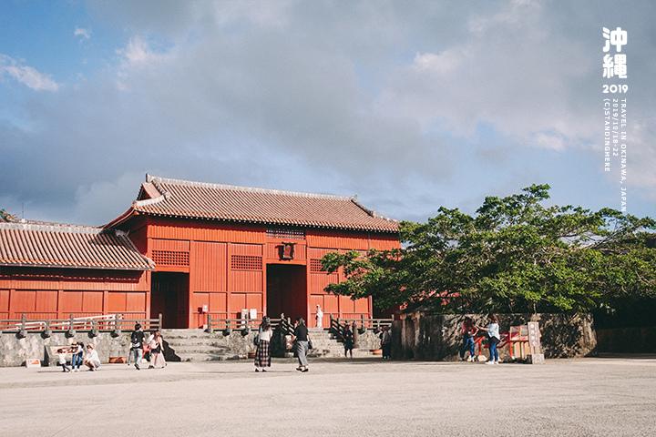 沖繩_首里城_4-3-23
