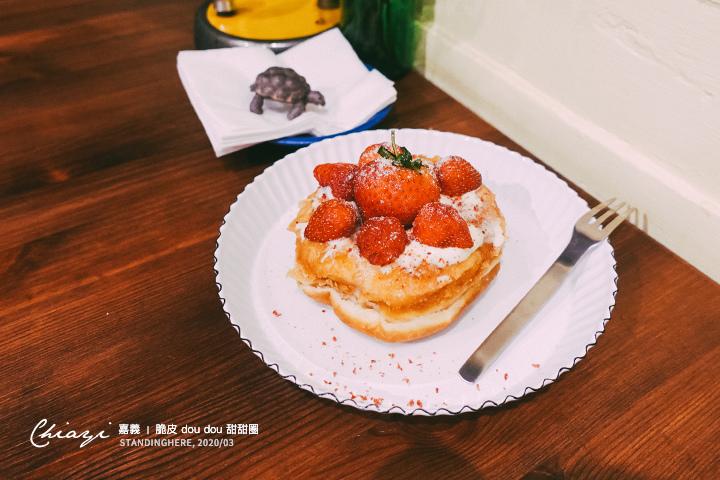 嘉義-doudou-脆皮甜甜圈-26