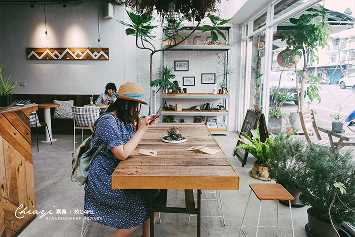 嘉義-玖咖啡-08