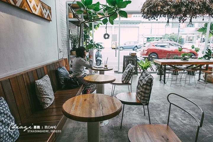 嘉義-玖咖啡-17