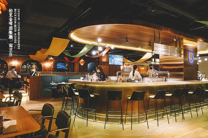 Buckskin柏克金啤酒餐廳-02
