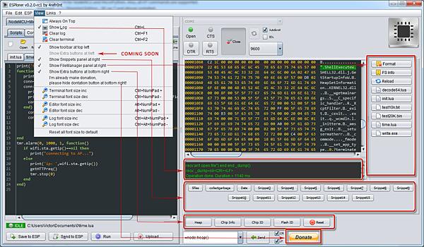 ESDP8266 編輯器@ 史坦利Stanley程式Maker的部落格:: 痞客邦::