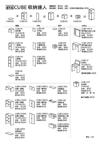CUBE-guide