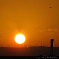 夕陽就是這麼美,世上還有什麼比她更美的?