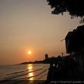 落日- 攝自淡水