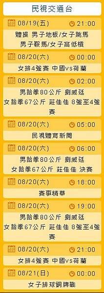 台灣交通電視台820