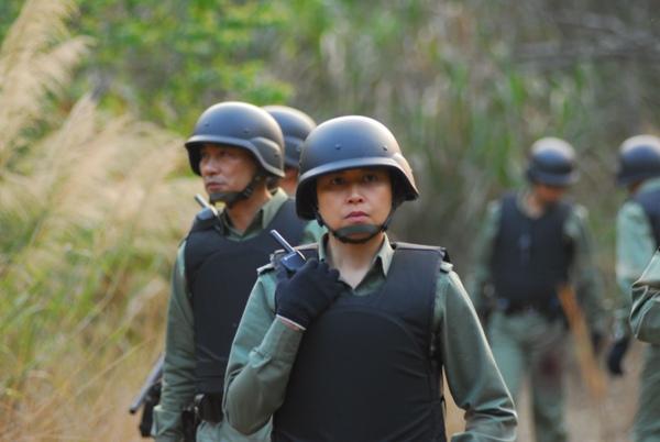 卲美琪 - 機動部隊