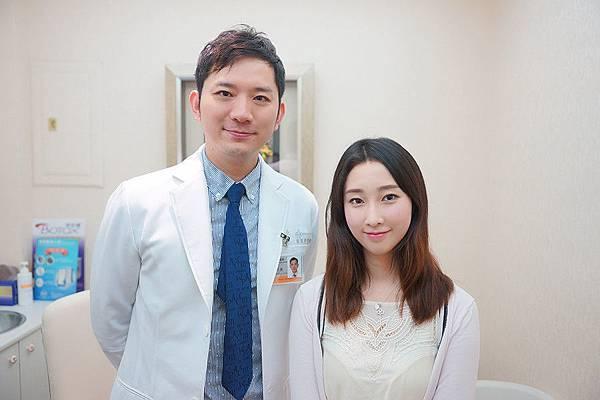 高雄醫美星和診所_脈衝光+Ultherapy極線音波拉提+玻尿酸改善頸紋+嫁接睫毛_蓮太太