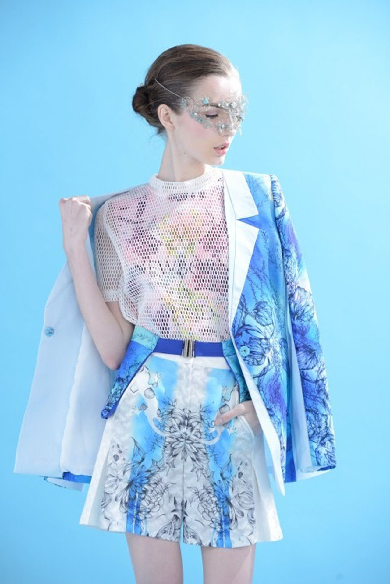 台北魅力展(TIS)秋季展帶來13場精彩主題式時尚秀,地點為松山文創園區二號倉庫.JPG