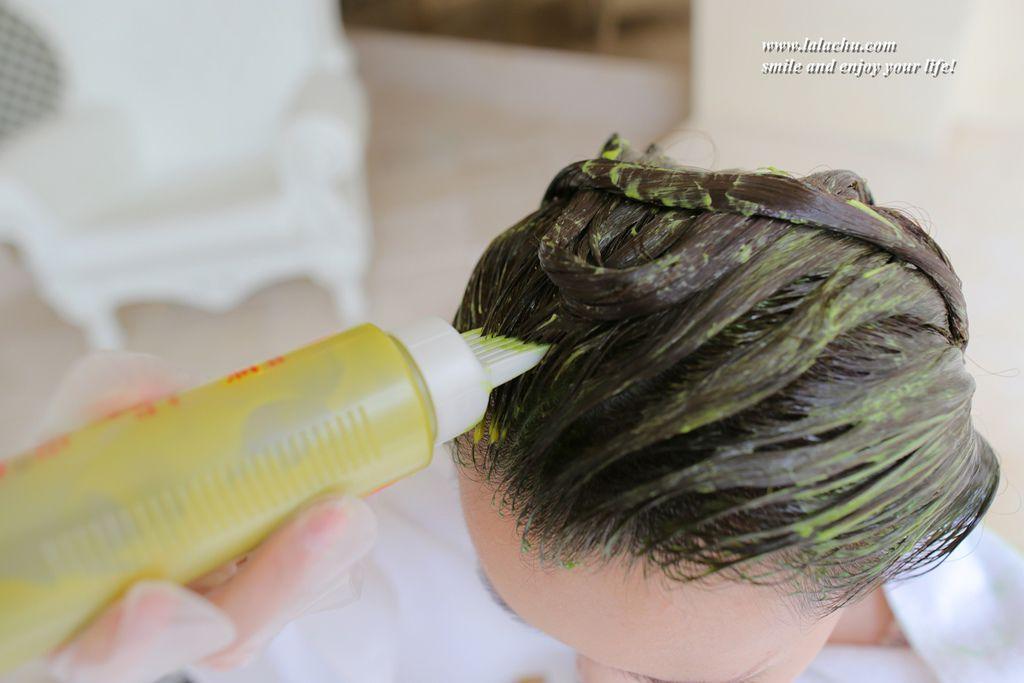 卡樂芙, 卡樂芙染髮霜, 卡樂芙染髮劑, 染髮, 推薦, 顯色, 染髮推薦, 護髮染, 自己染, 護髮, 亞麻綠, 寶石粉紅