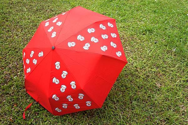 power小羊摺疊傘