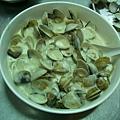 奶油白酒蛤蠣