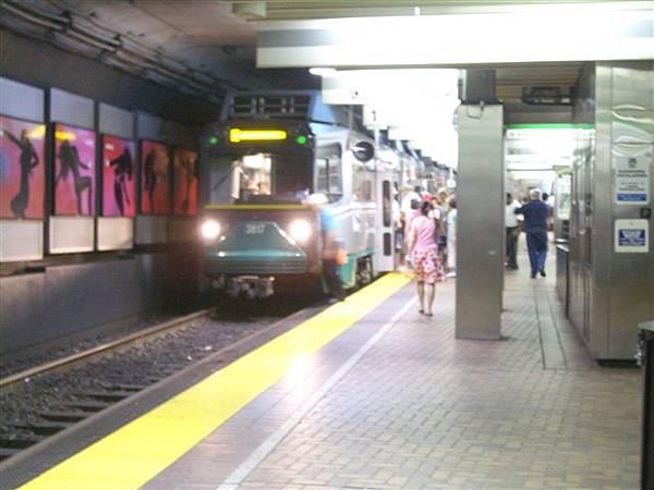 波士頓地鐵