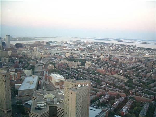 sky walk -波士頓景