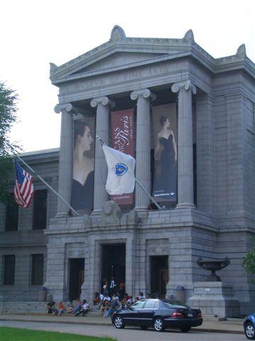 波士頓美術館-Fine Art