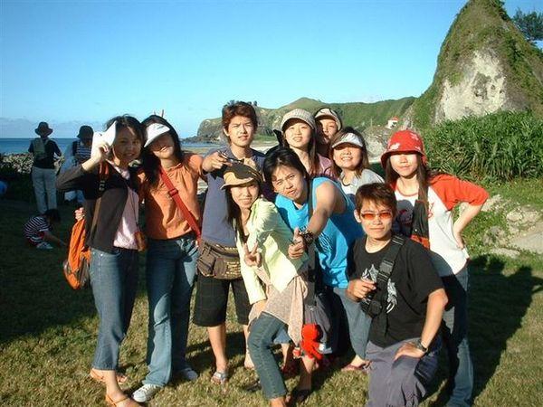 畢業旅行在綠島