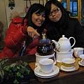 蘋果啥的水果茶 &玫瑰奶茶