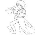 艾納斯(暫定)女主角