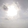 然後日光是...