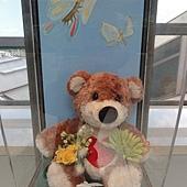 伊豆高原車站小熊