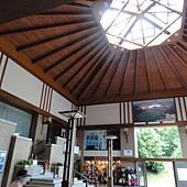 伊豆高原車站大廳