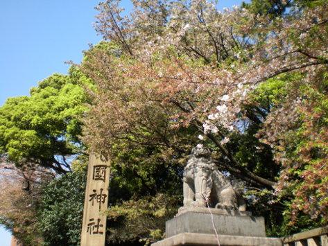 靖國神社3